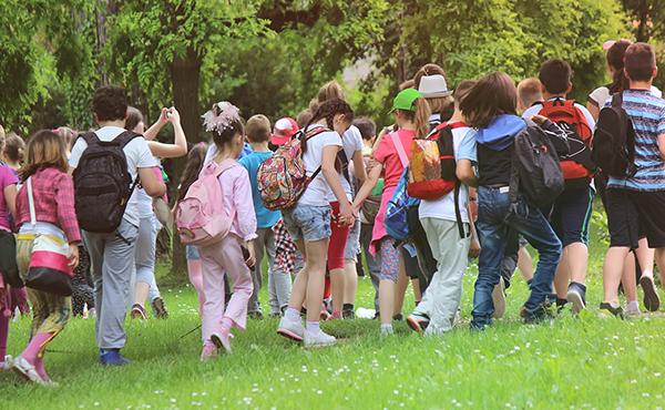 El entorno: conexiones entre escuela infantil y comunidad local