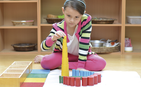 La metodología Montessori